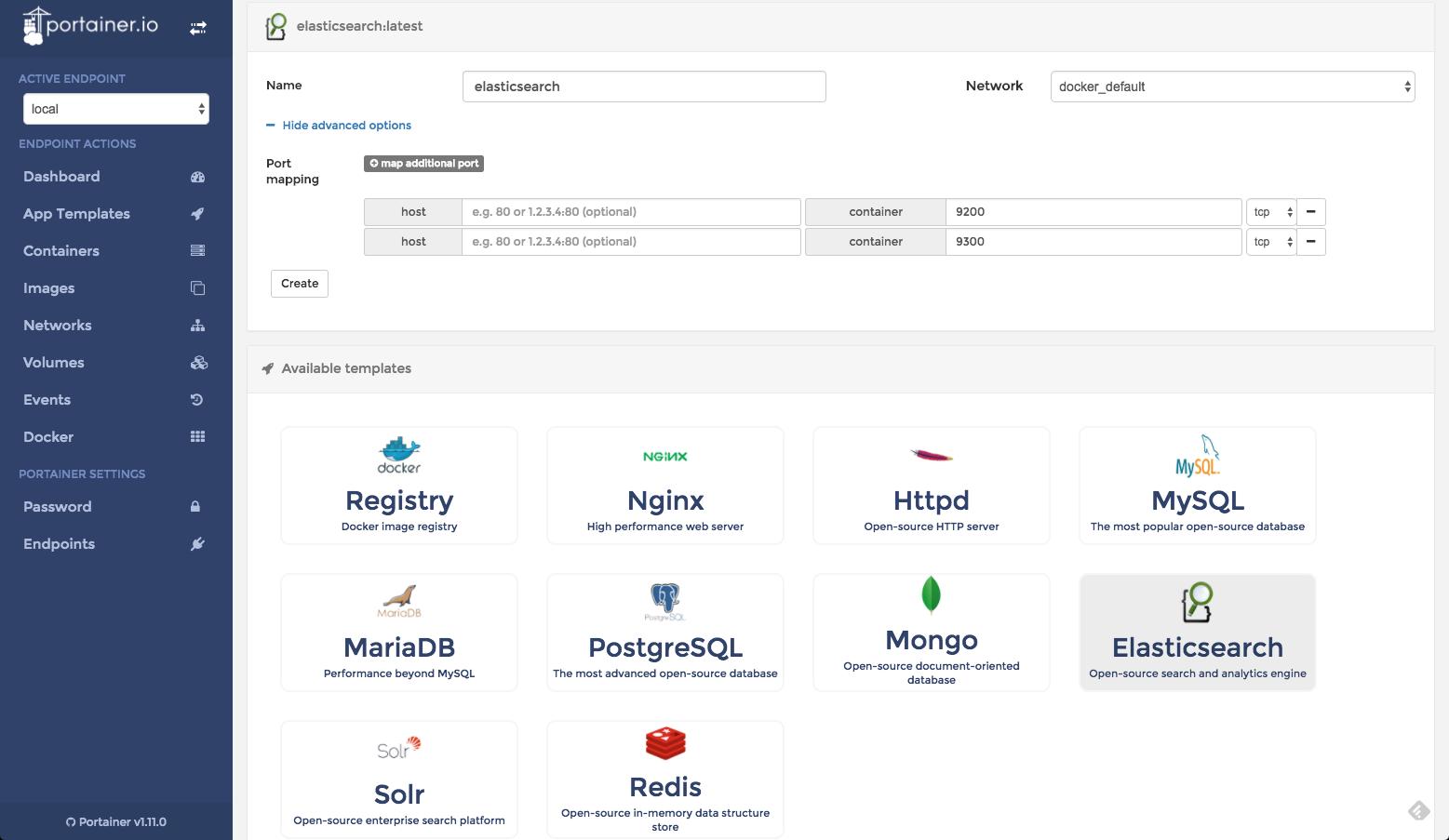 Portainer - Easy Docker Management