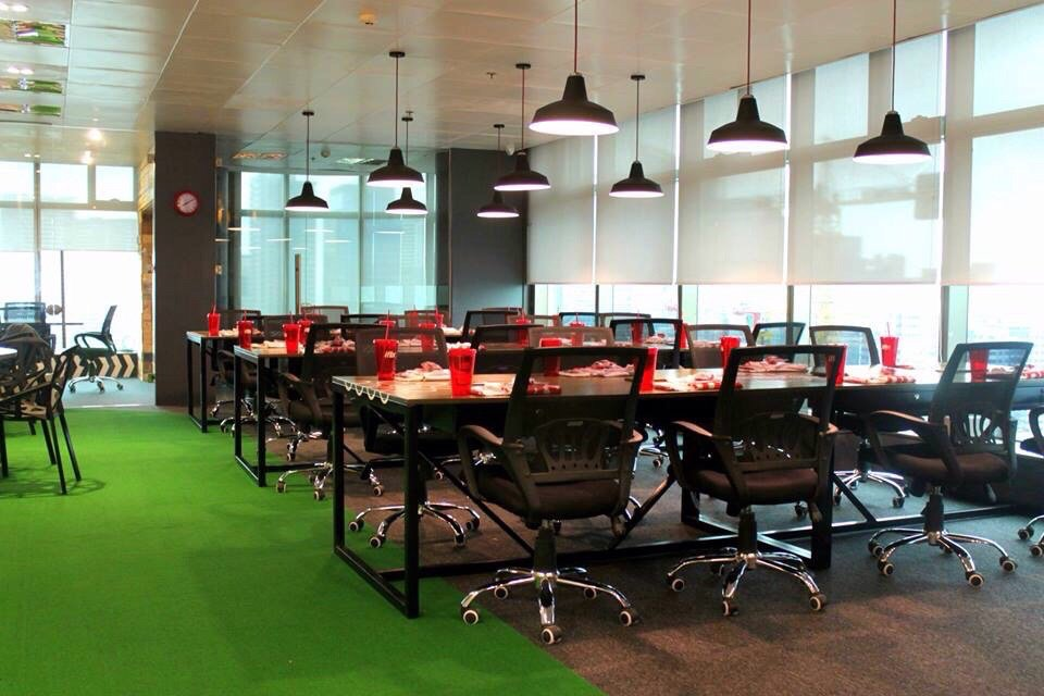 Fun Workplace Ideas from iFlix Office