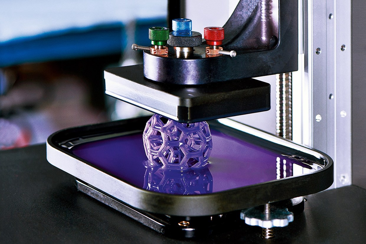 How Does Stereolithography Work to Create 3D Printing