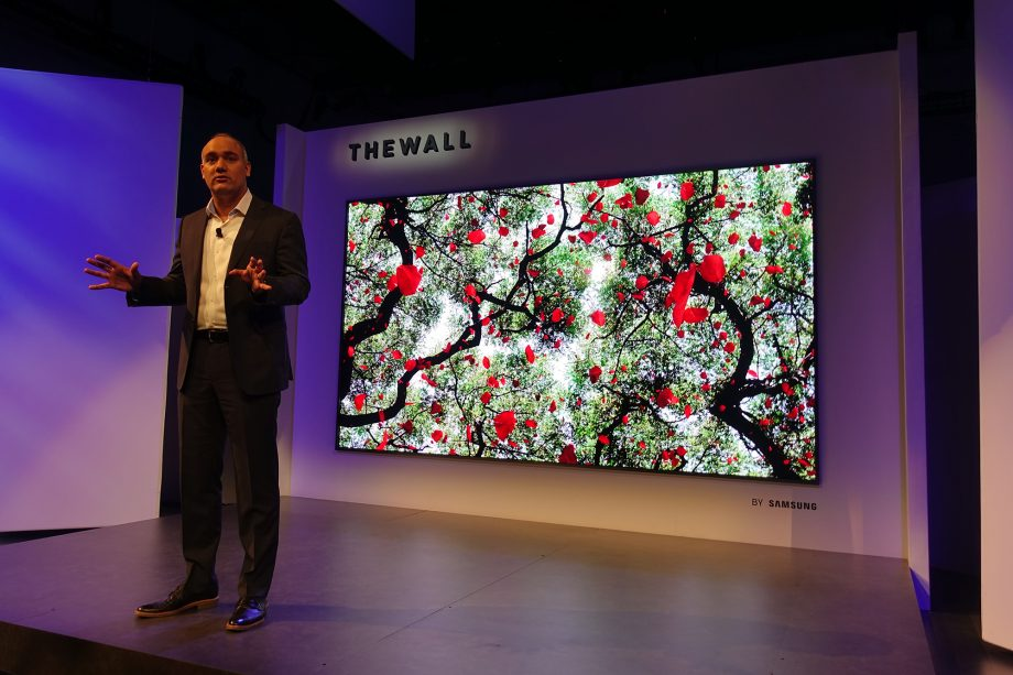 MicroLED Technology New TV Technology to Compete with OLED