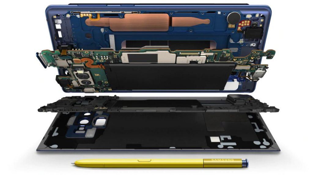 Samsung Galaxy Note 9, a Solid Flagship Packing with Stylus