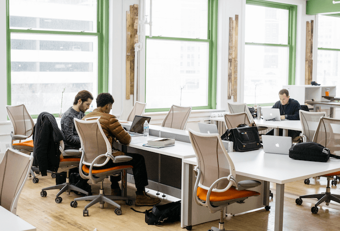 Open Space Workplace Ideas for Developers