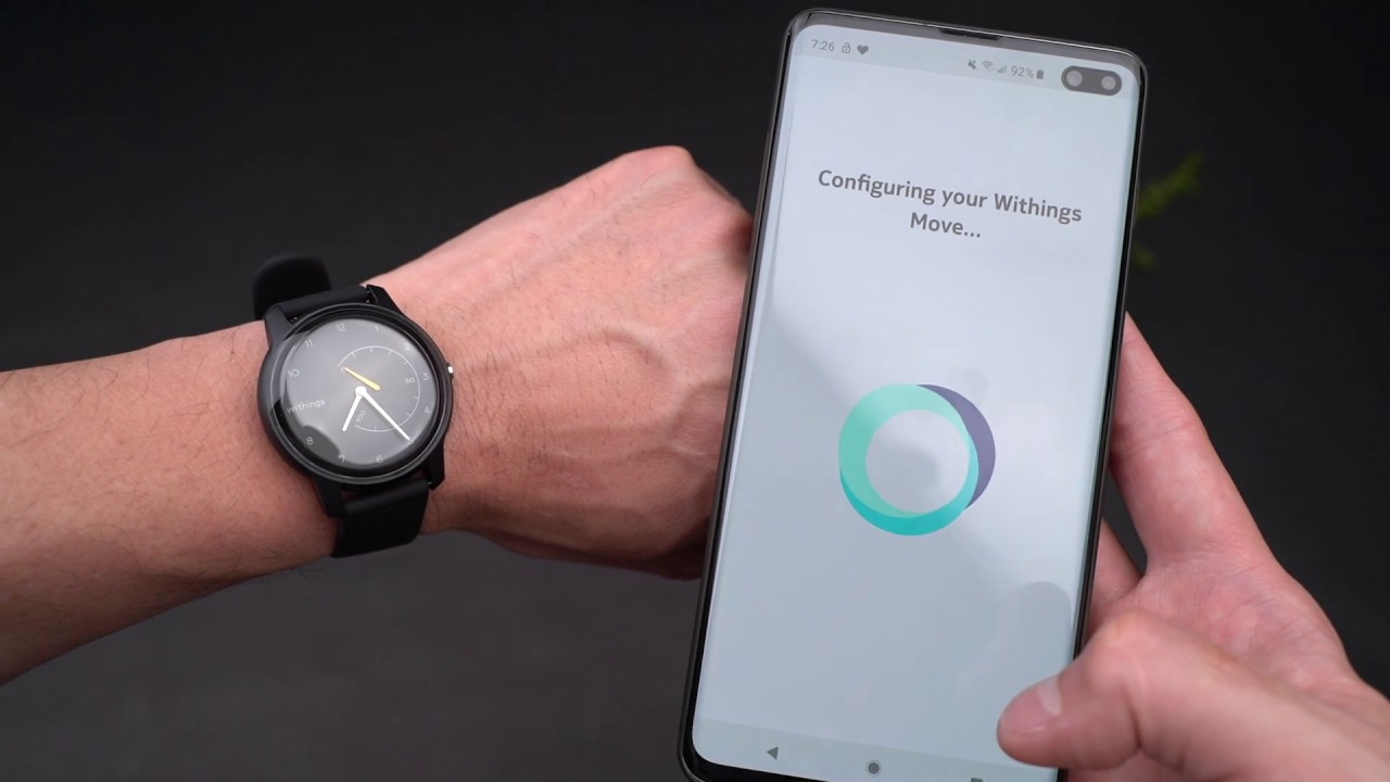 Withings Move Watch, One of The New Gadgets 2019
