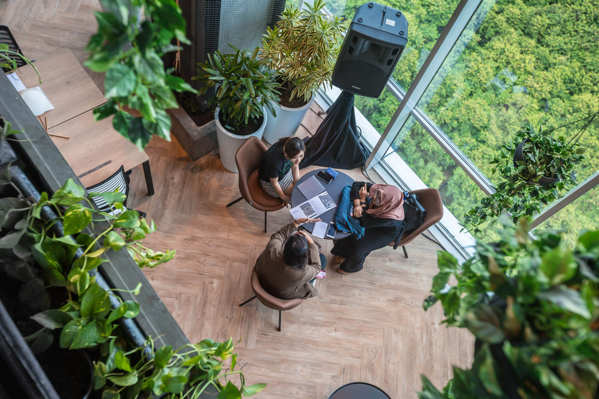 Greenhouse Coworking Space Jakarta