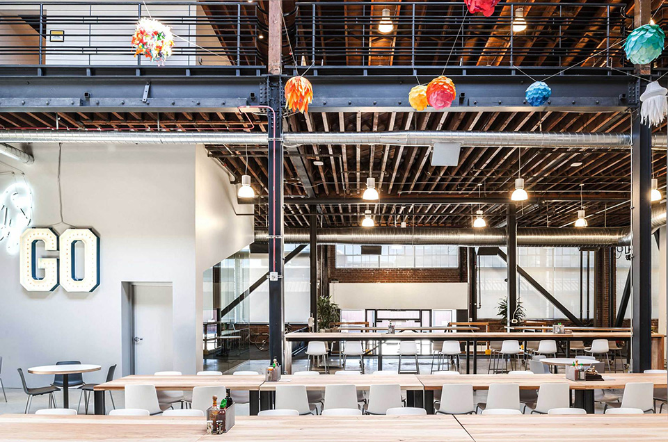 Pinterest Office Tour, A Gorgeous Artsy Workplace That Can Inspire You