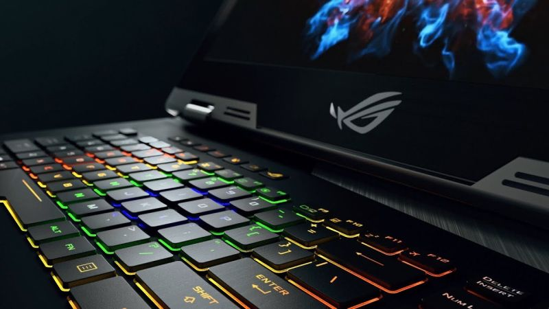 Top Gaming Experience With ROG G703