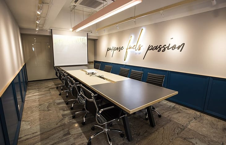 GoWork CHUBB SQUARE Coworking Space