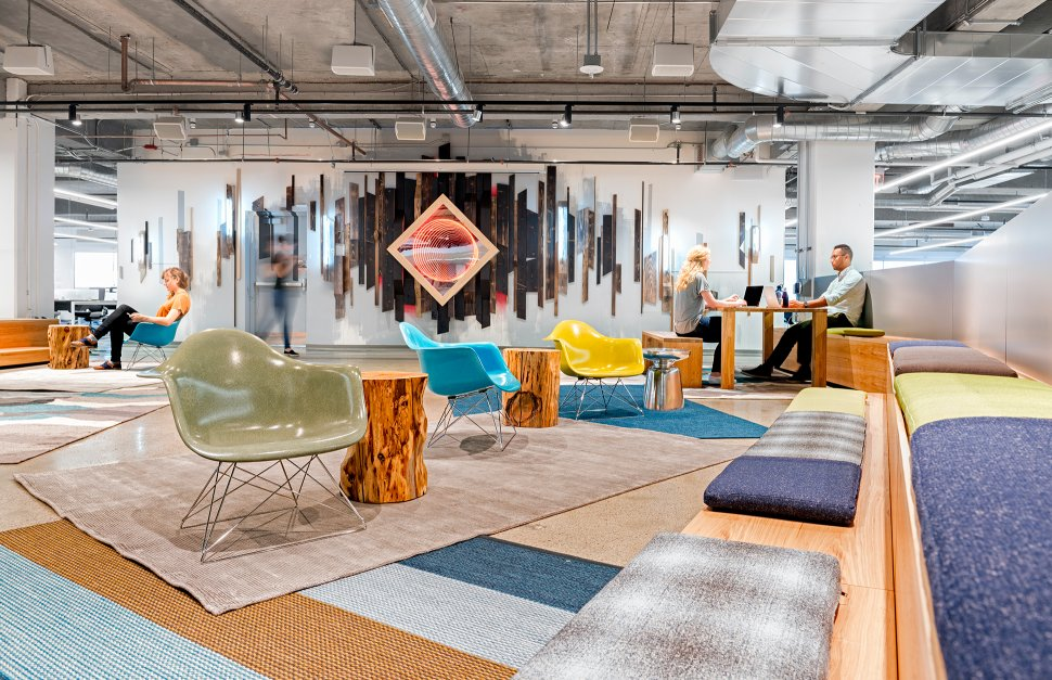 Top Office Common Space Design Principles and Tips