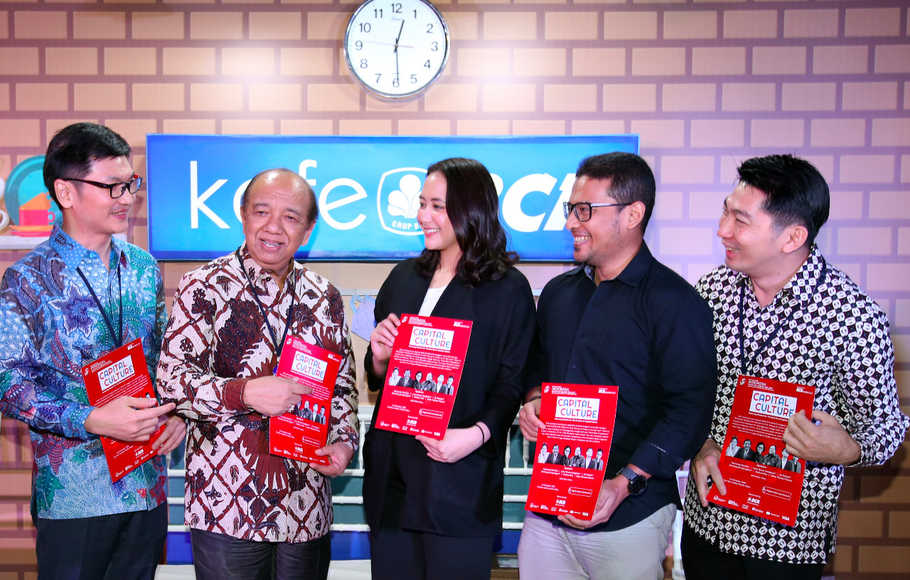 BCA investment startup Indonesia Knowledge Forum