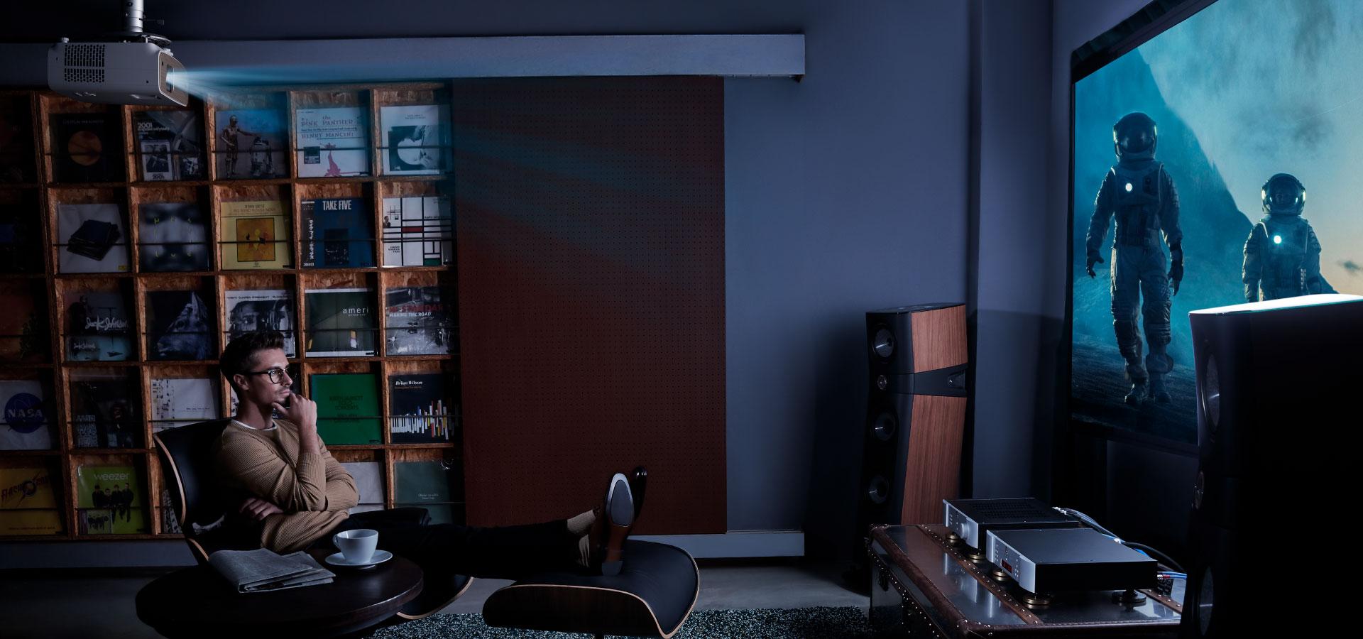 BenQ projector models cinematic cinema