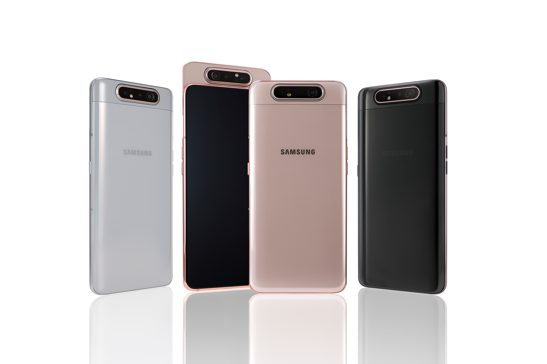 cellphone technology Samsung Galaxy A80 gadgets