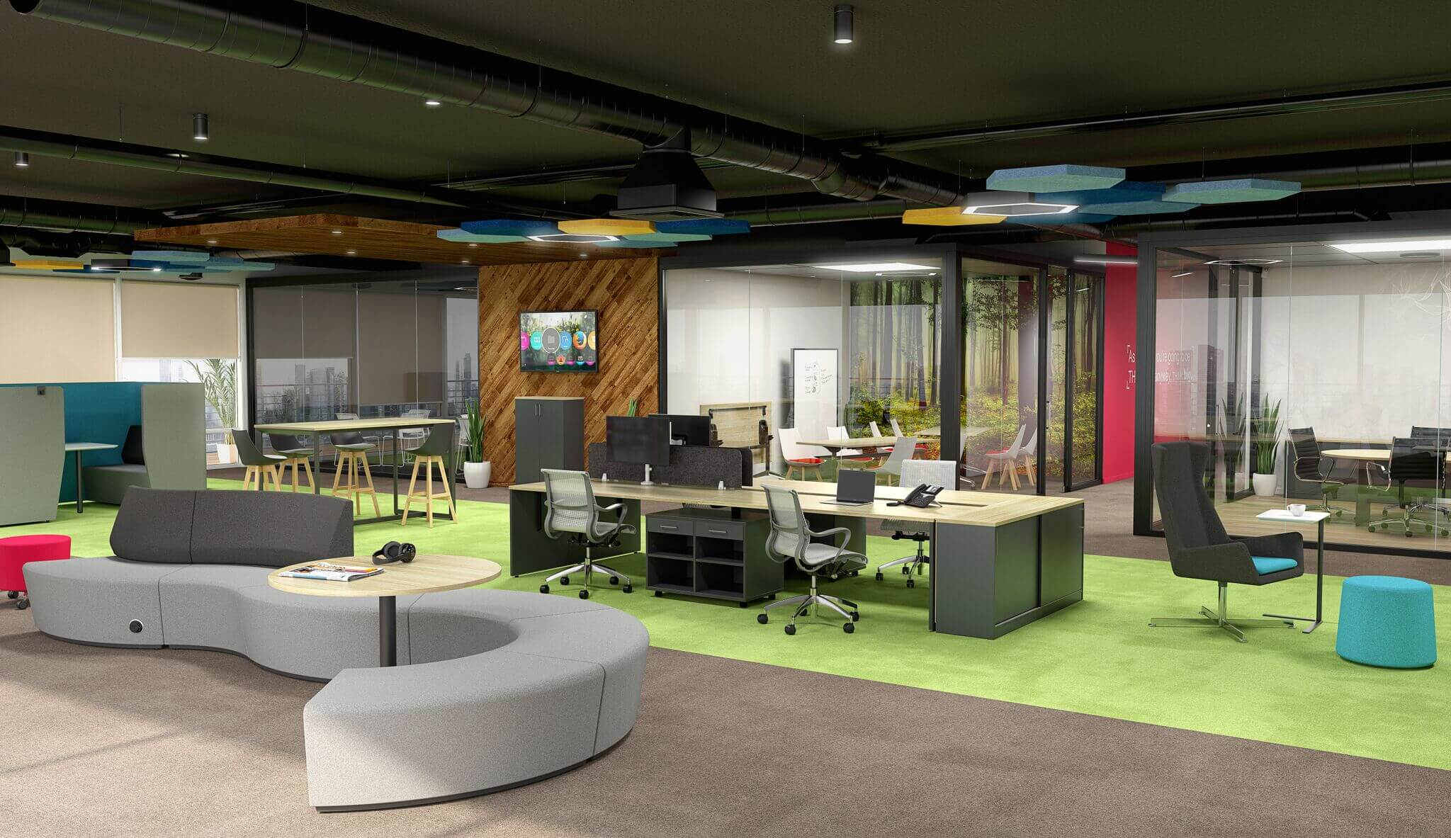 Modern Office Design Ideas That You Shouldn't Miss