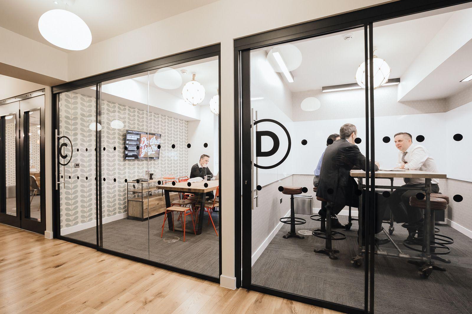 wework coworking space creatives freelancers