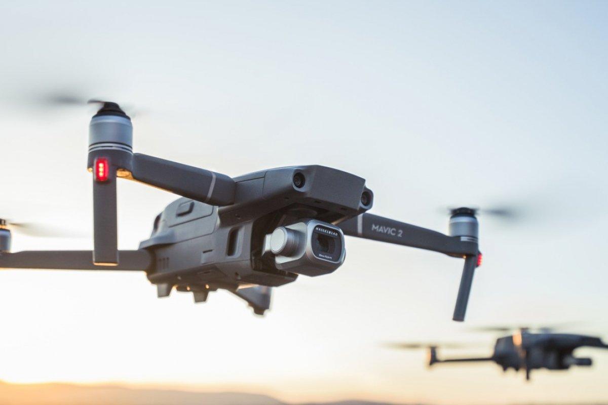 Sophisticated Drone, DJI Mavic 2 Series Review