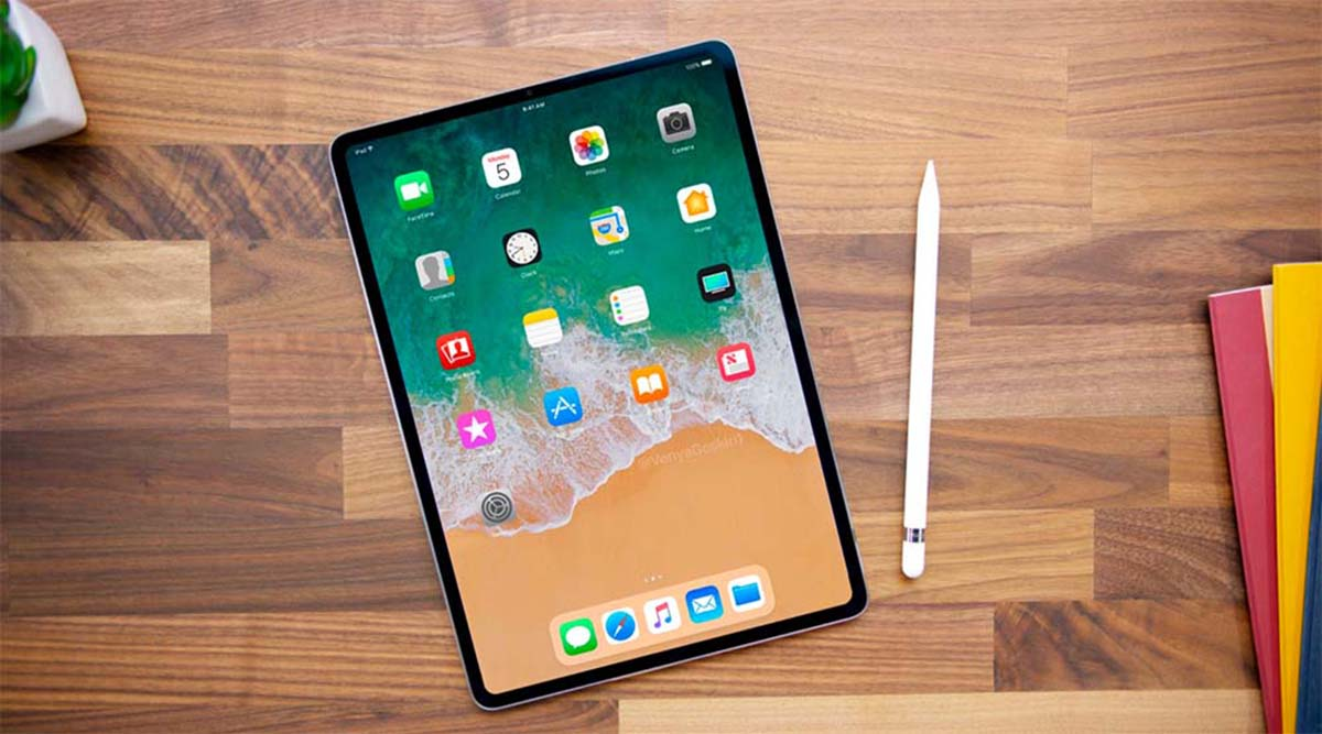 iPad Pro 2019, First iPad with No Button