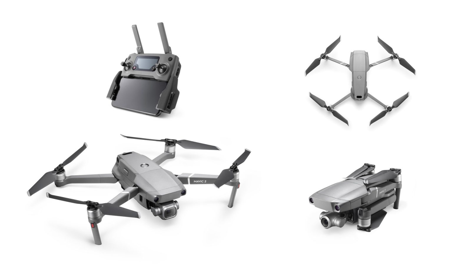 Sophisticated Drone, DJI Mavic 2 Series Review