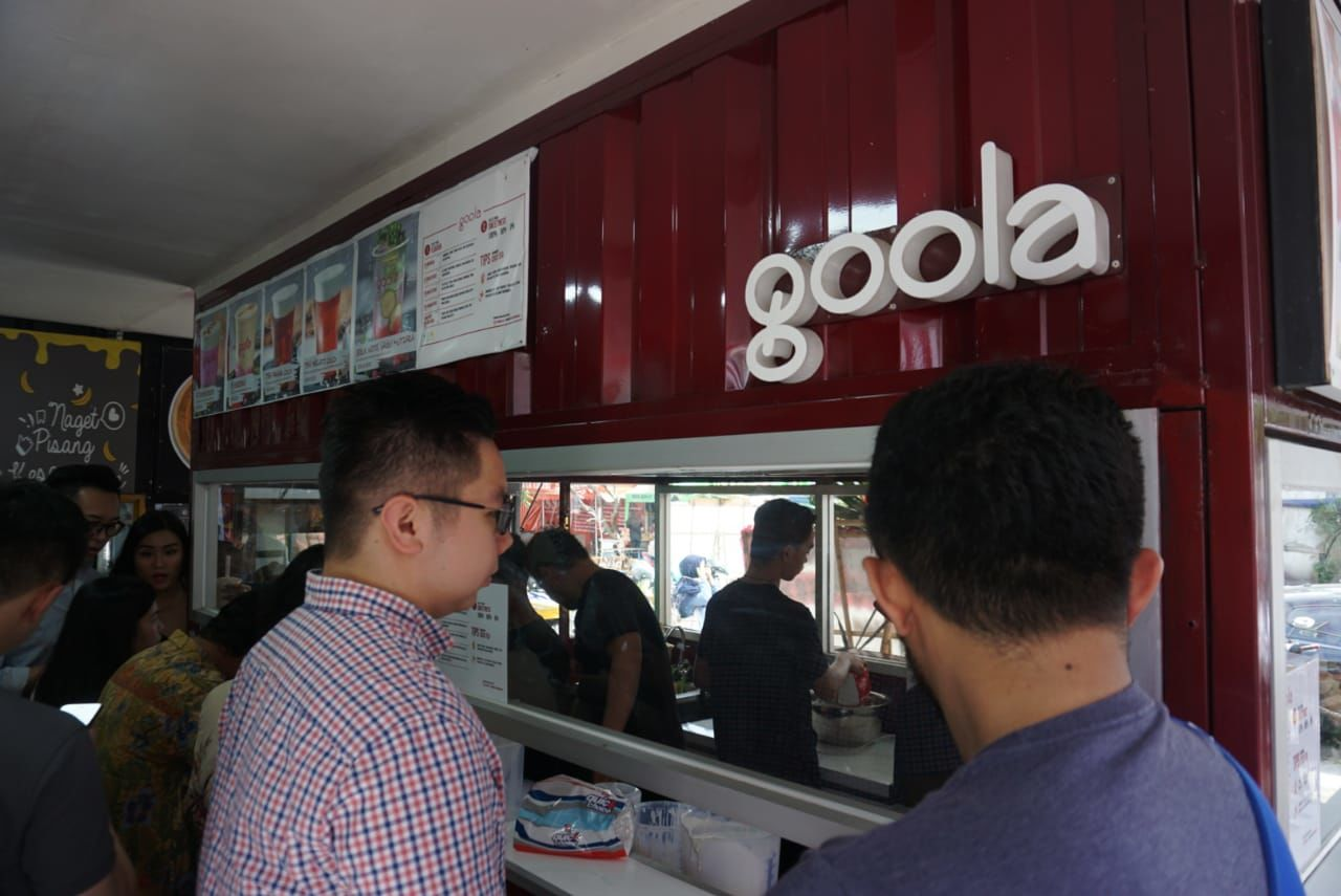 71 Billion Funds, Gibran Targets To Open 100 Goola Outlets in 2020