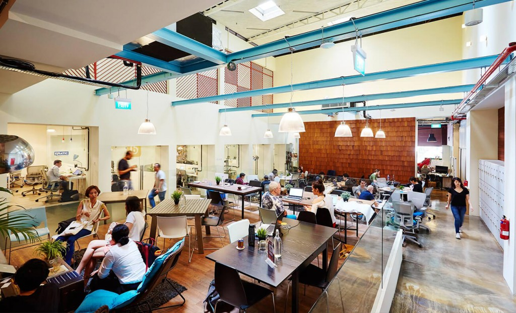 A Guide on How to Choose a Coworking Space
