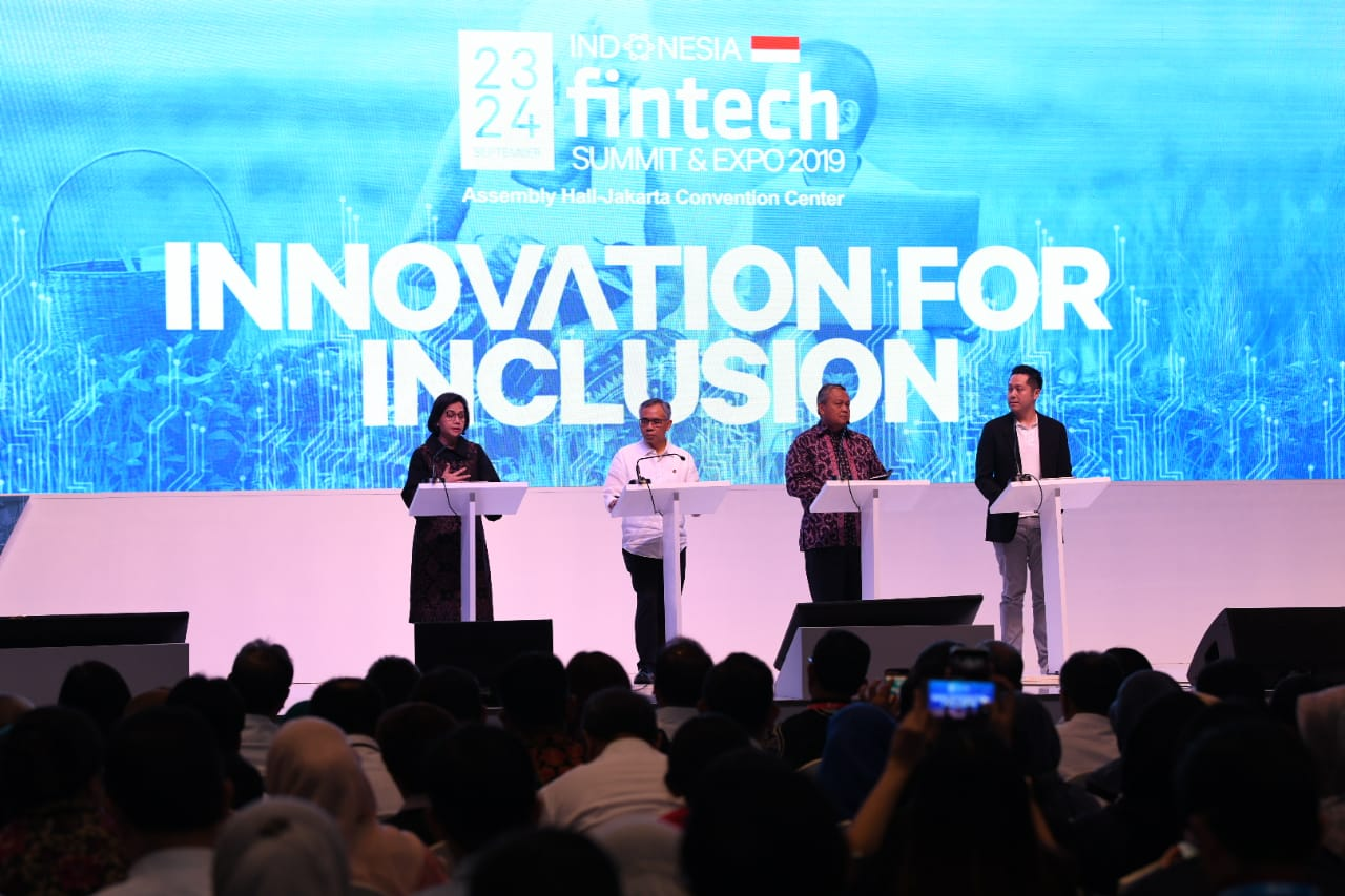 financial technology fintech government