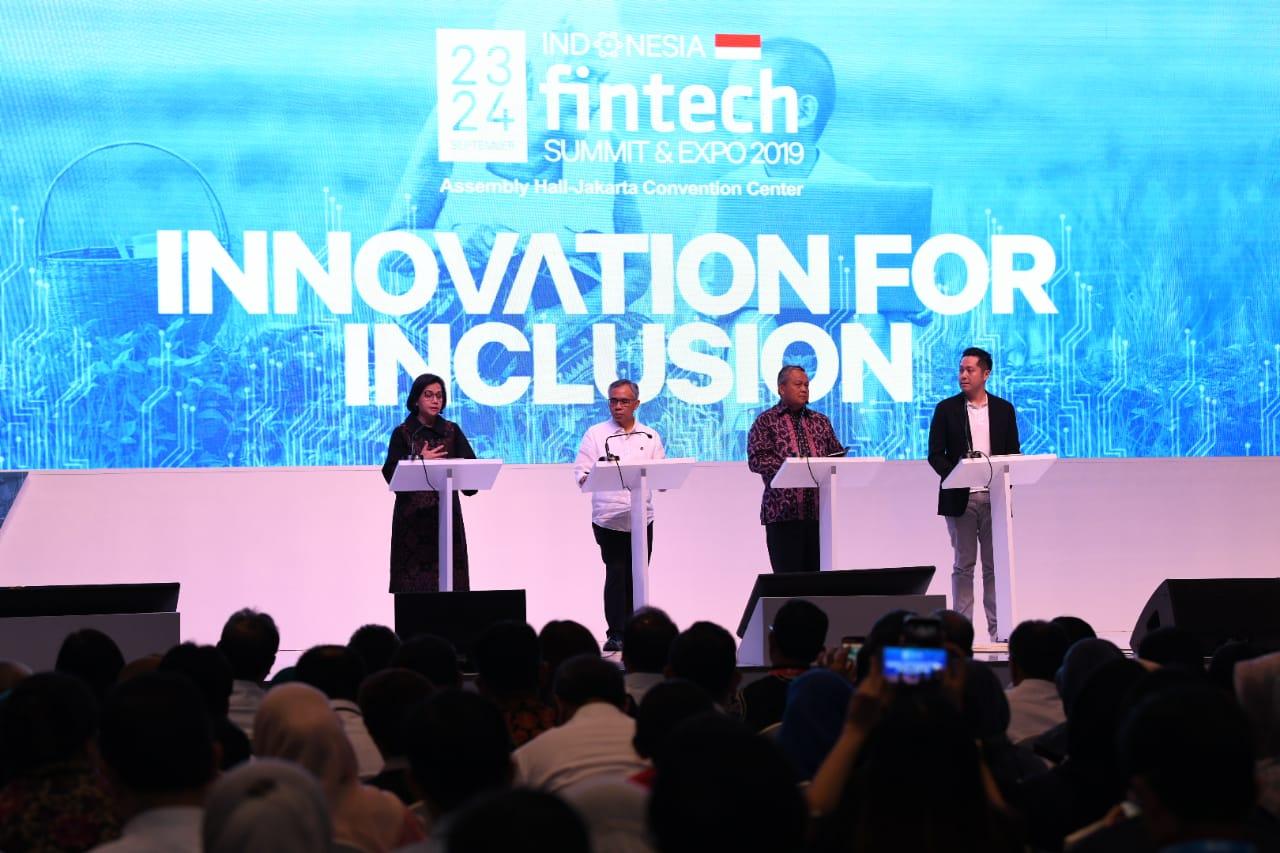 financial technology fintech government