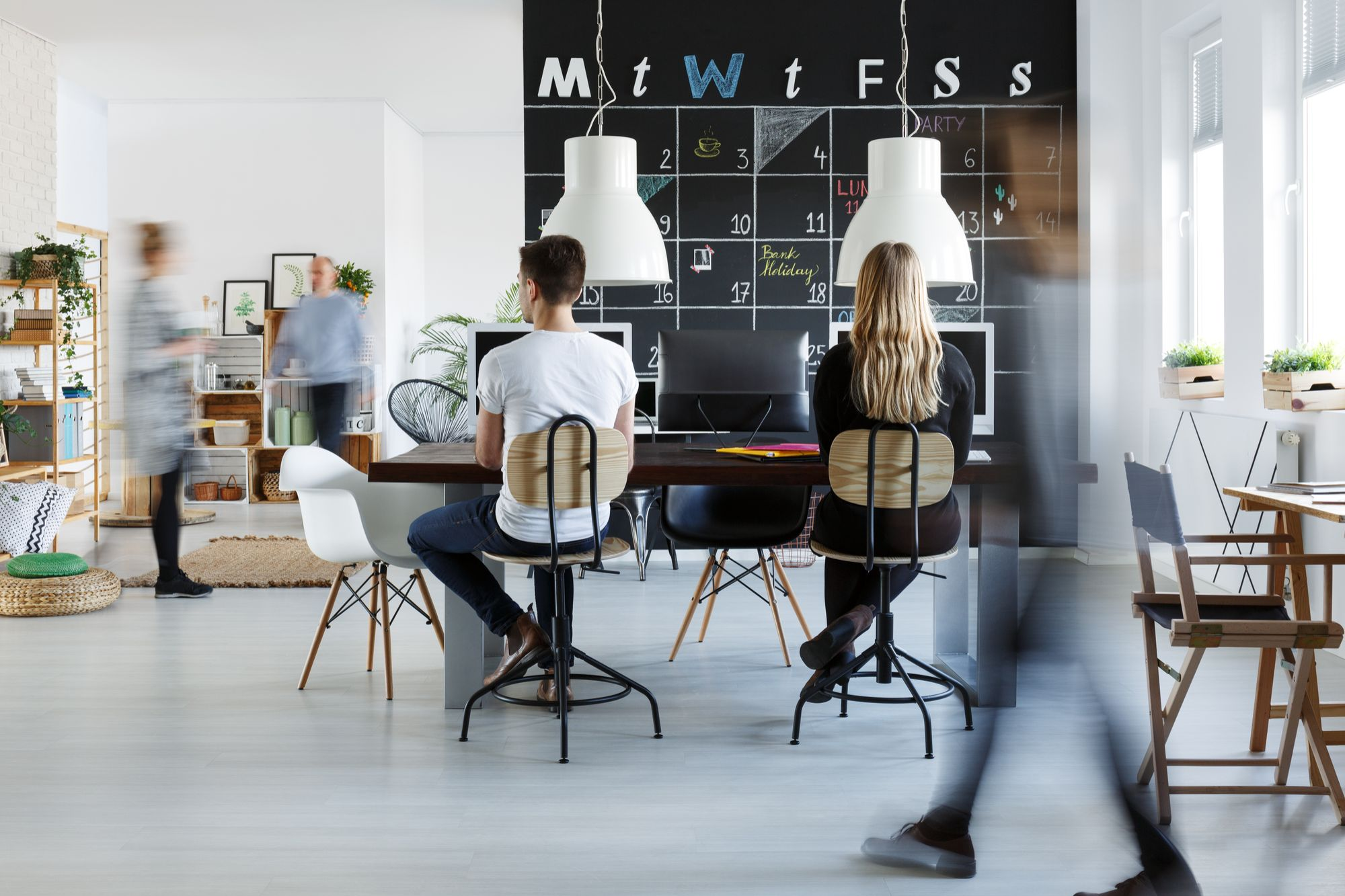 Here Is How Coworking Spaces Increase Productivity