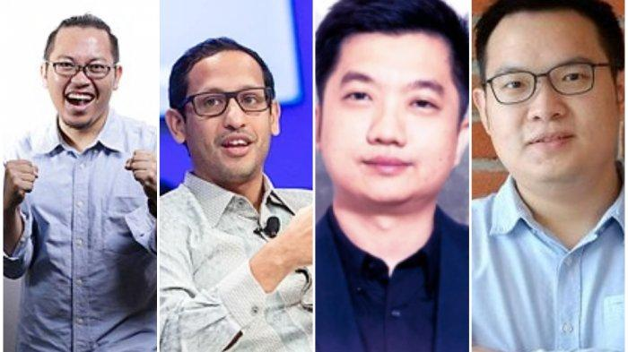 Indonesia startup startups rank CEOWORLD