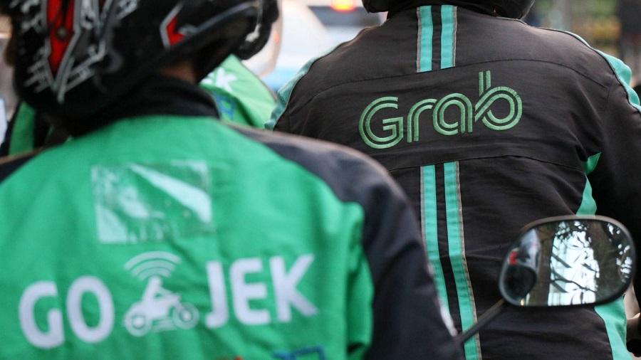 startups Go-Jek Grab Gojek transportation