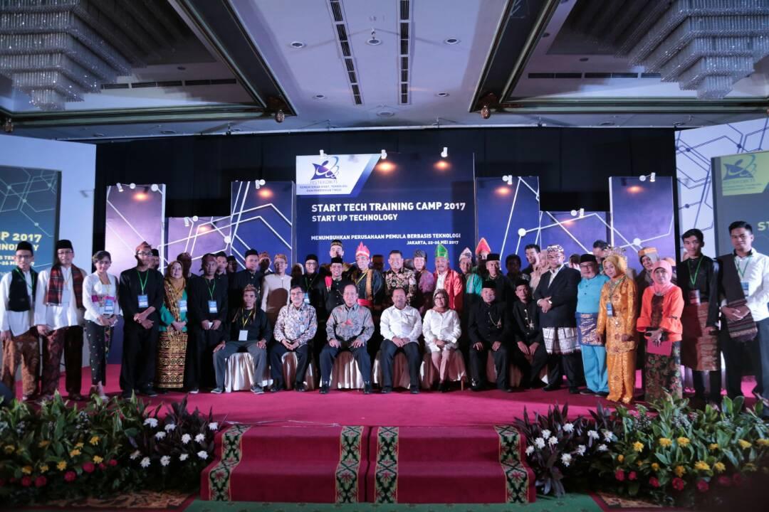 indonesia startups government development