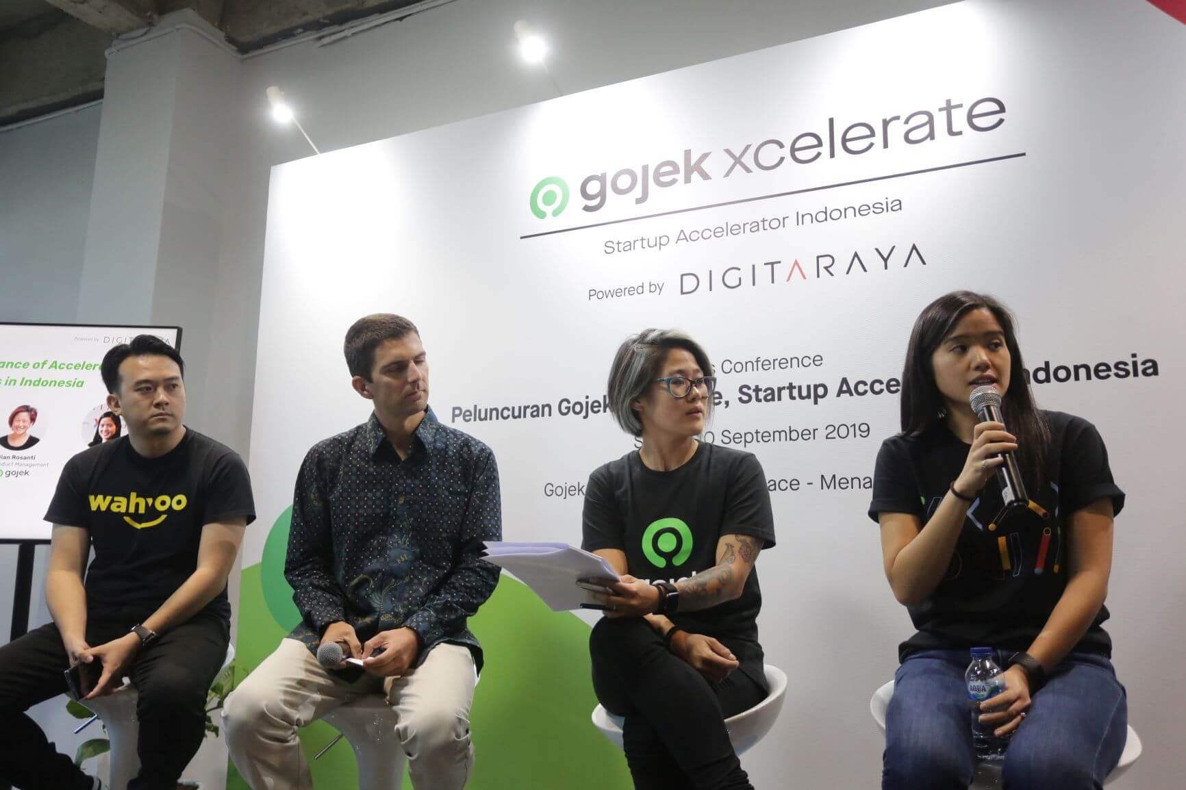 startup gojek accelerator social impact startups