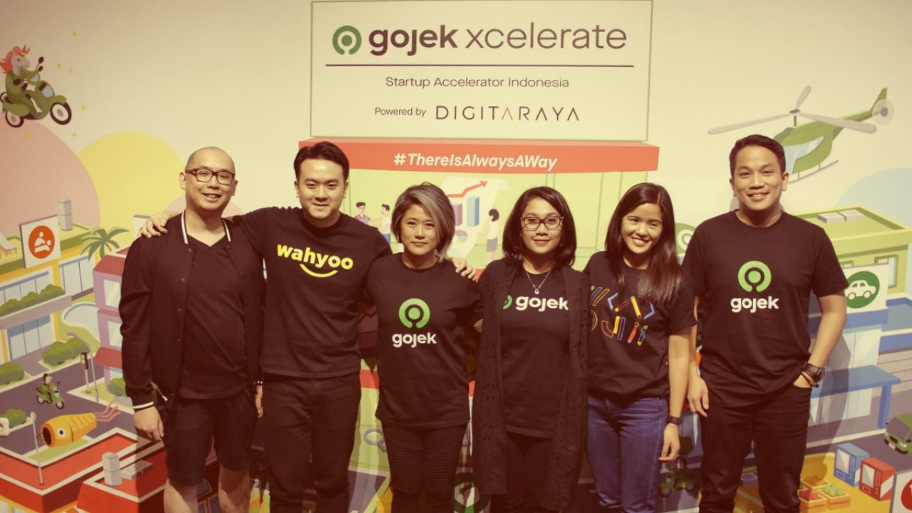 Indonesian Startup Acceleration, Gibran Supports Xcelerate Gojek