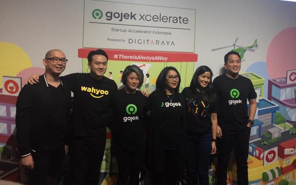 Indonesian Startup Acceleration, Gibran Supports Xcelerate Gojek