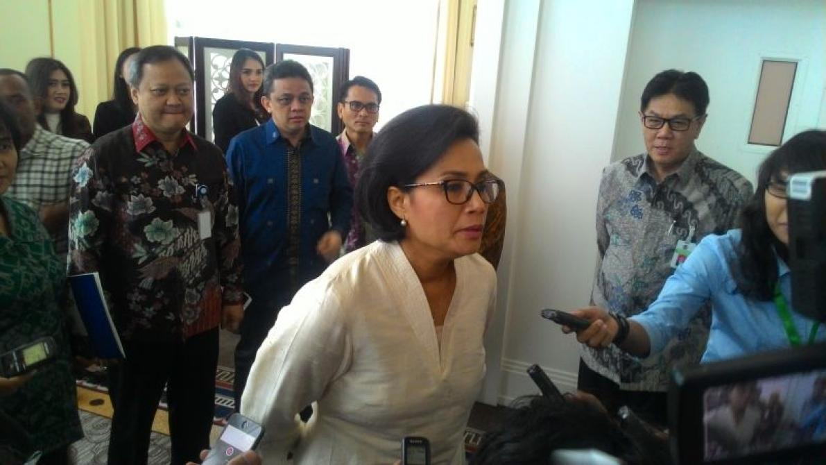 Sri Mulyani Asks Young People to Overcome This Problem with Technology