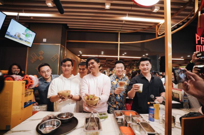 Mangkok Ku Startup Jokowi Australia