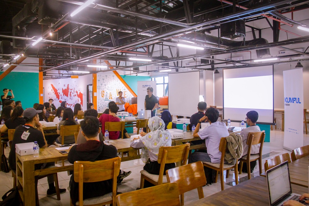 pontianak startup network government
