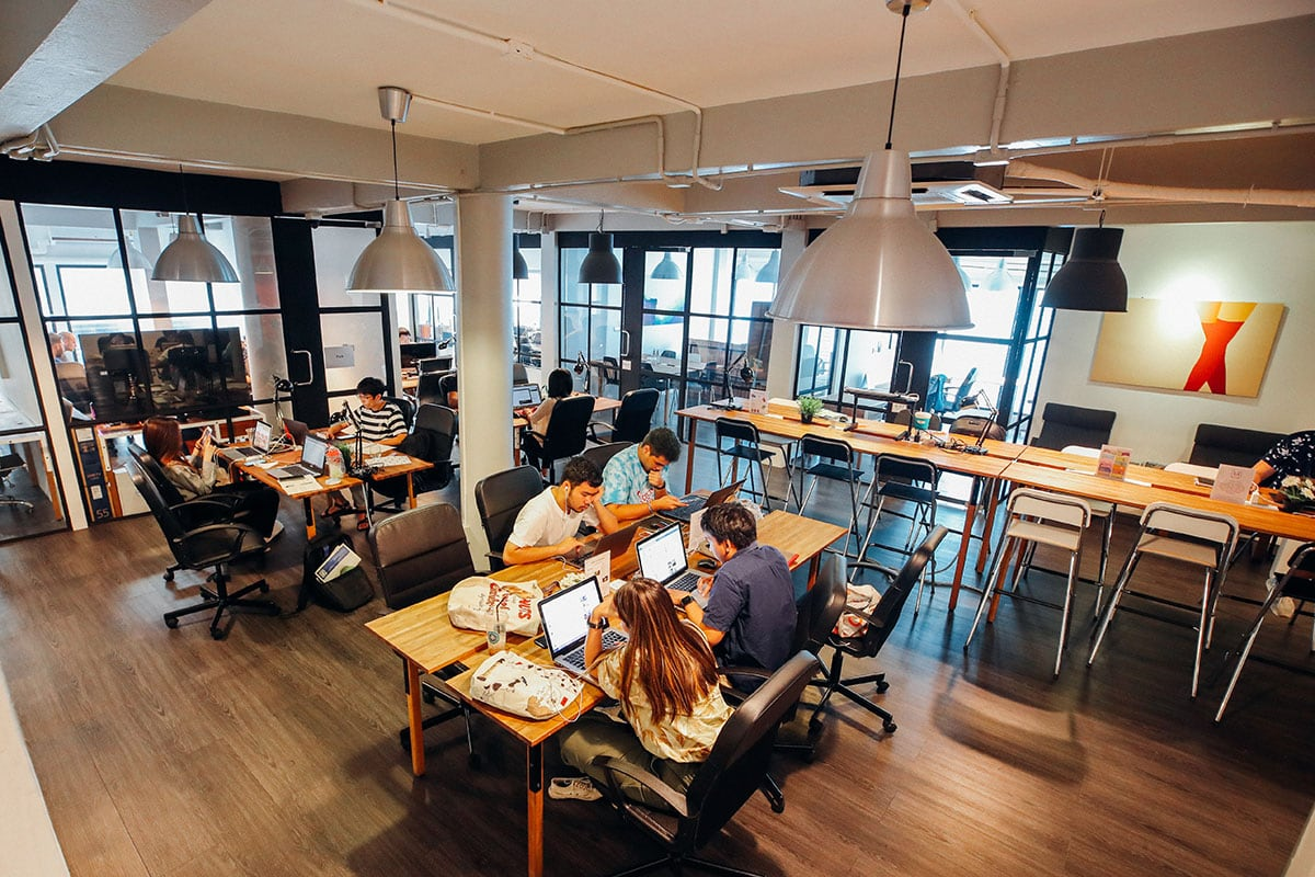 Image result for co-working