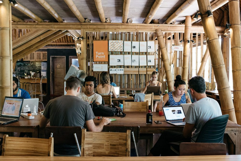 Top Coworking Spaces in Bali for Digital Nomads