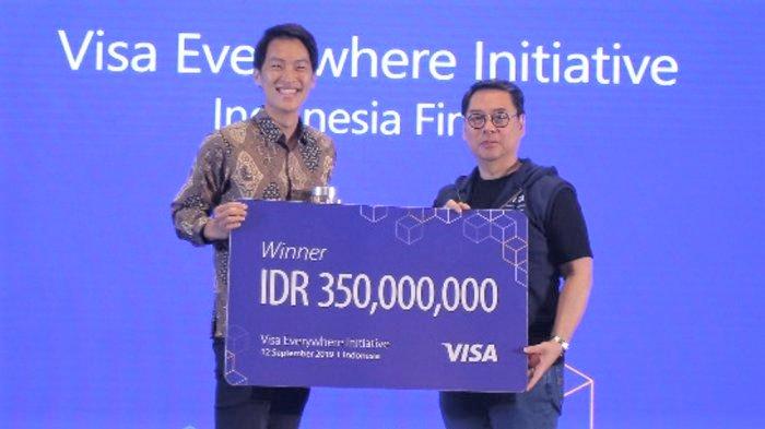 Cicil Startup Fin-tech VEI Winner