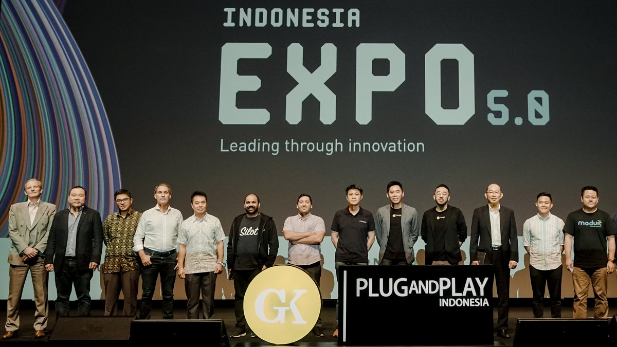 GK Plug and Play startups accelerator program