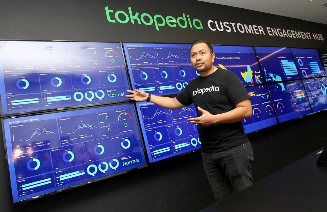 tokopedia startup indonesia sellers e-commerce