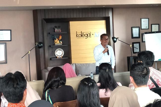 Samsul Widodo startups development government