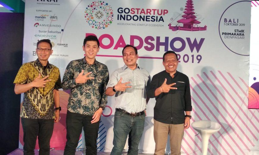 startup GoStartup Competition Mentoring