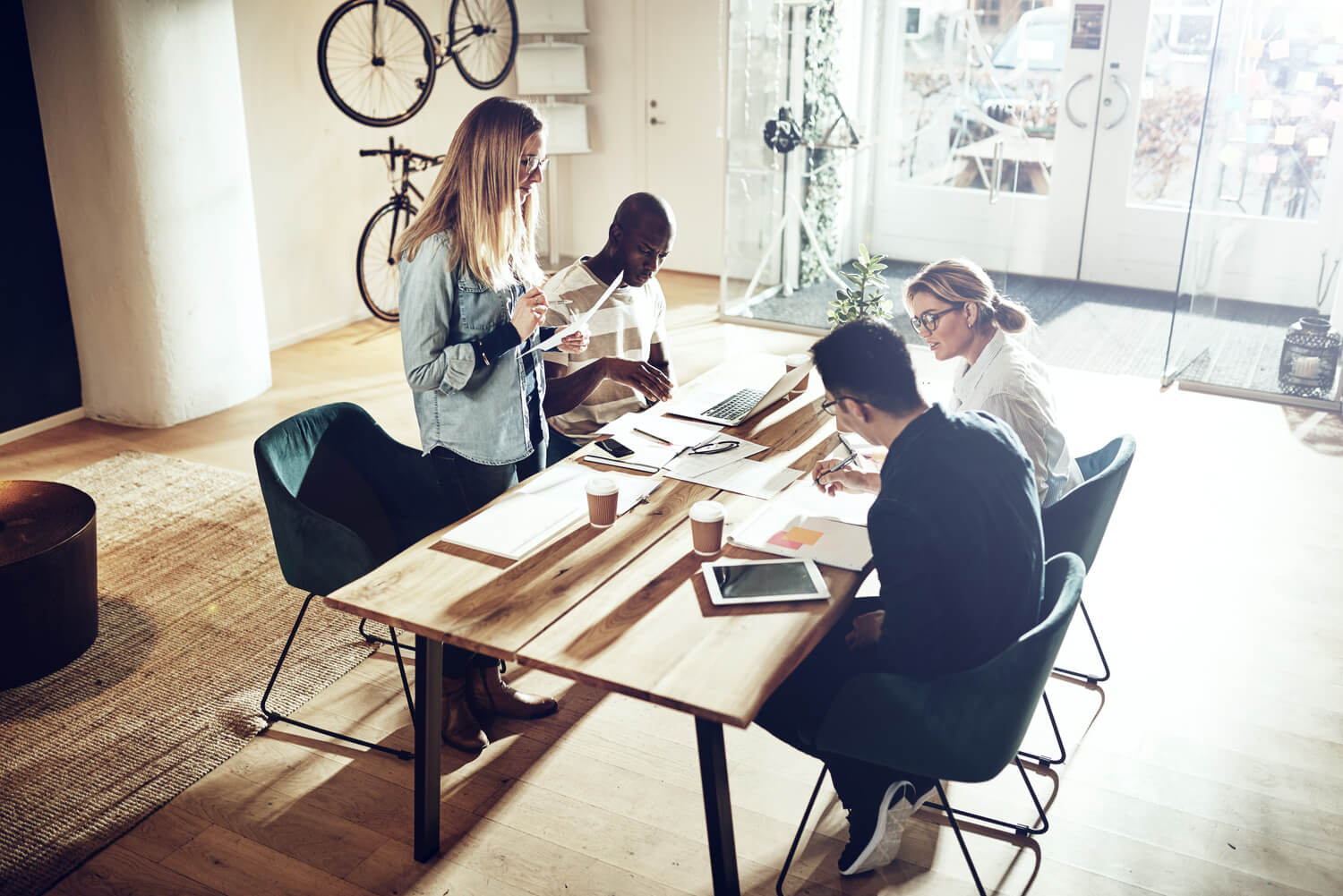 How to Work in a Coworking Space Perfectly
