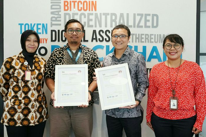 Indodax Received Two ISO Certifications and Aimed to Become the Next Unicorn