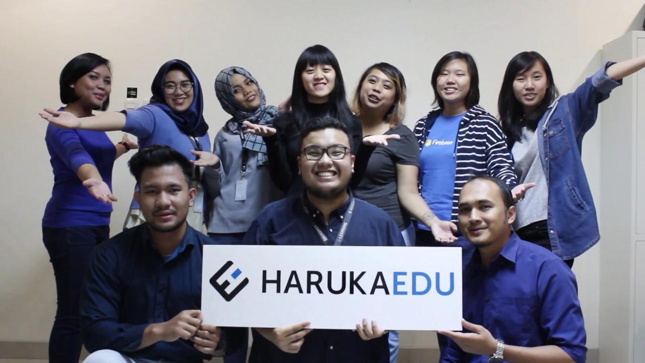 Ed-tech Startup, HarukaEDU, Launched HR Training Platform