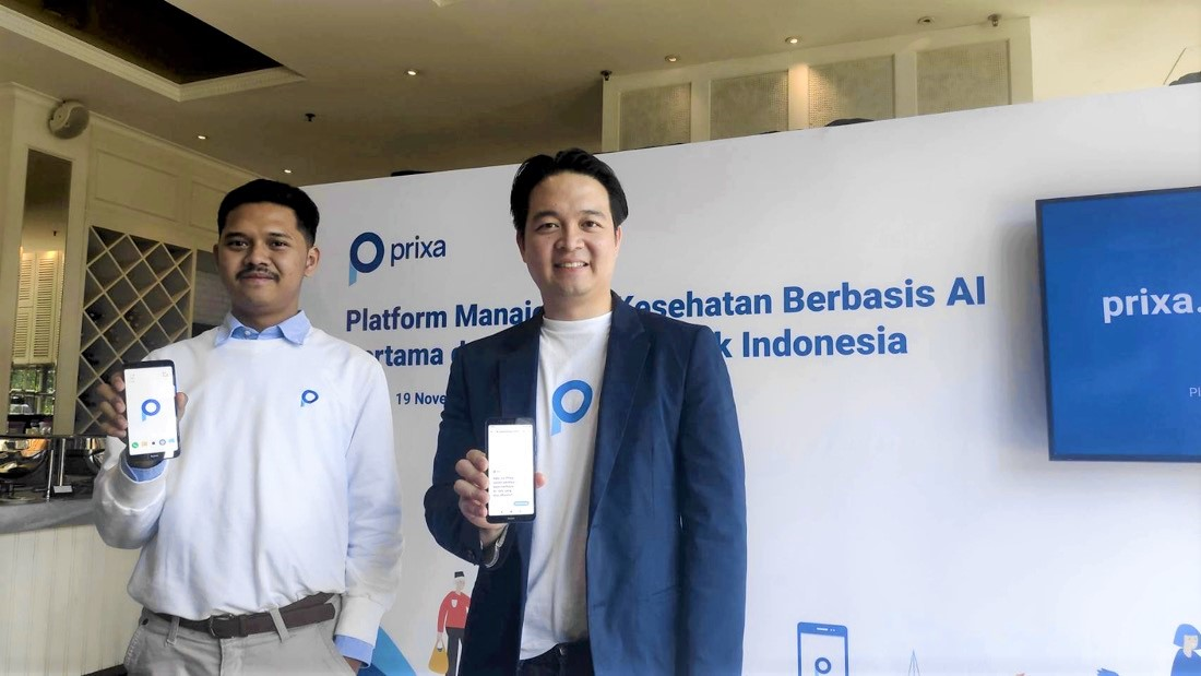 Prixa, adopts artificial intelligence (AI) to improve examination results. This startup will compete with Halodoc and Alodokter in Indonesia.