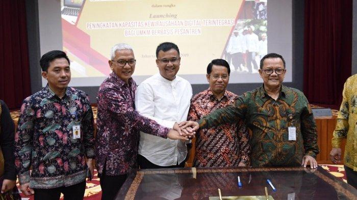 Indonesian Government MoU MSME Enterprises