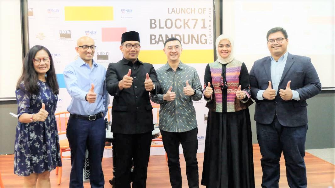 Block17 Bandung digital startup ecosystem builder