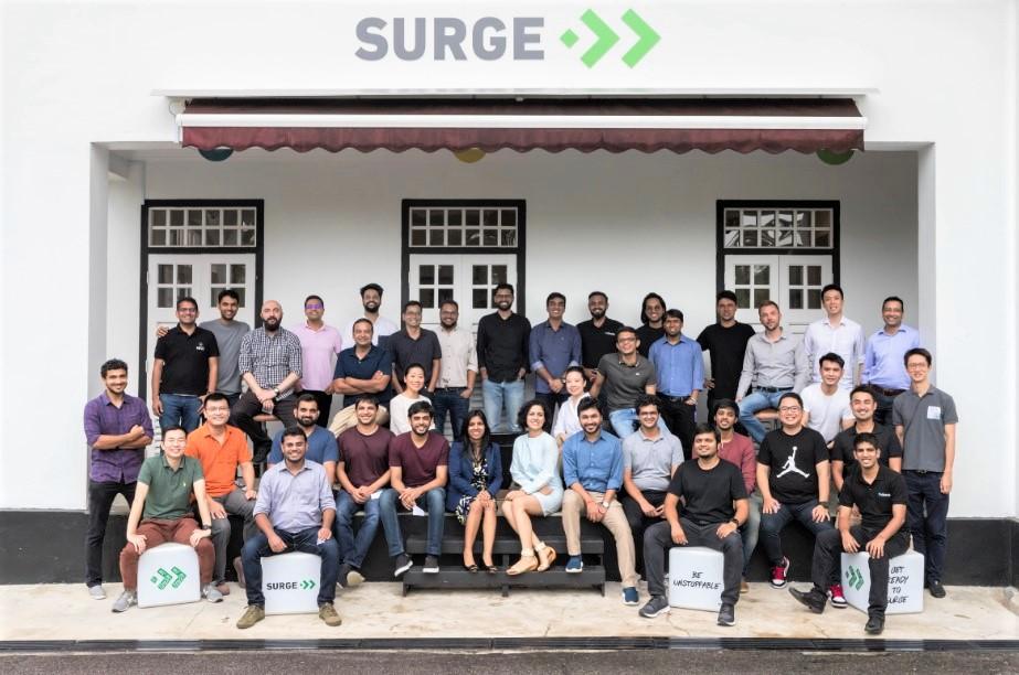 venture funding surge startup accelerator