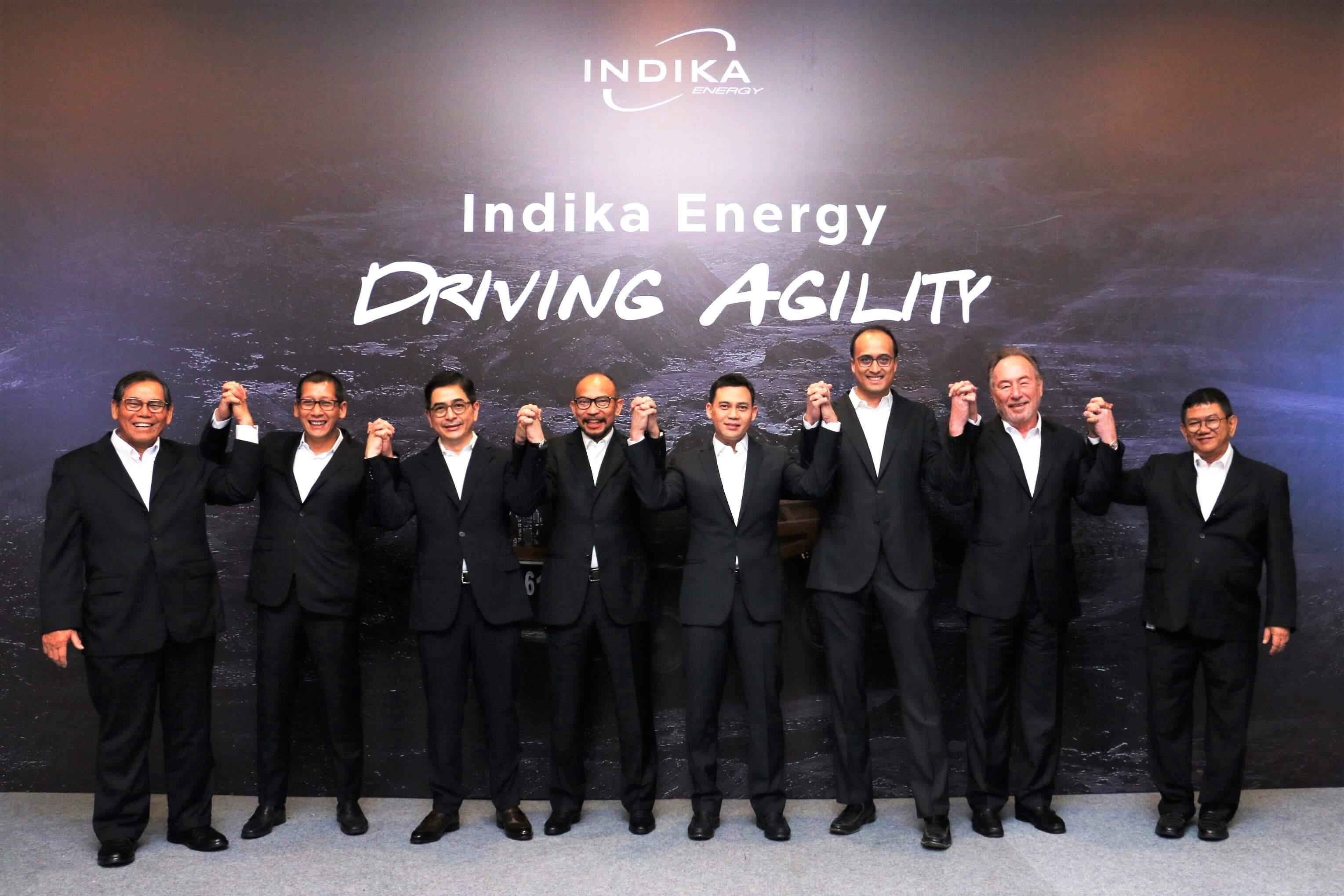 startup Indika Energy Group Expansion