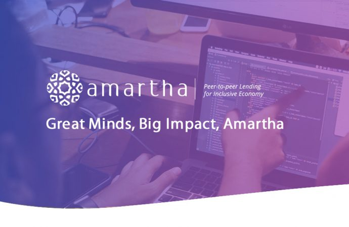 Amartha Startup Become More Open after Its CEO's Appointment as President's Staff